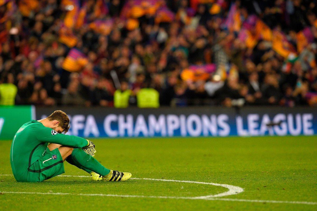 Trapp seul au monde après l'humiliation face à Barcelone