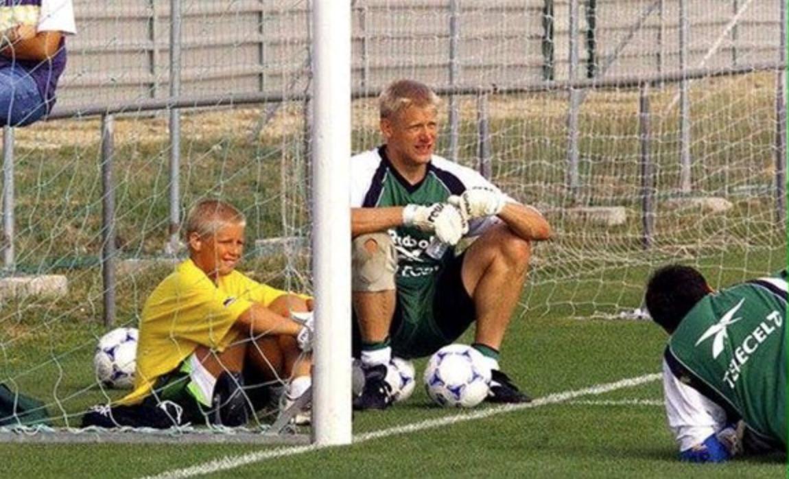 Débuts dans les buts au Portugal (Source : Sports.fr)