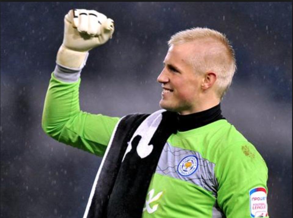 Première année avec Leicester, qu'il n'a pas quitté. (Source : Leicester City FC)