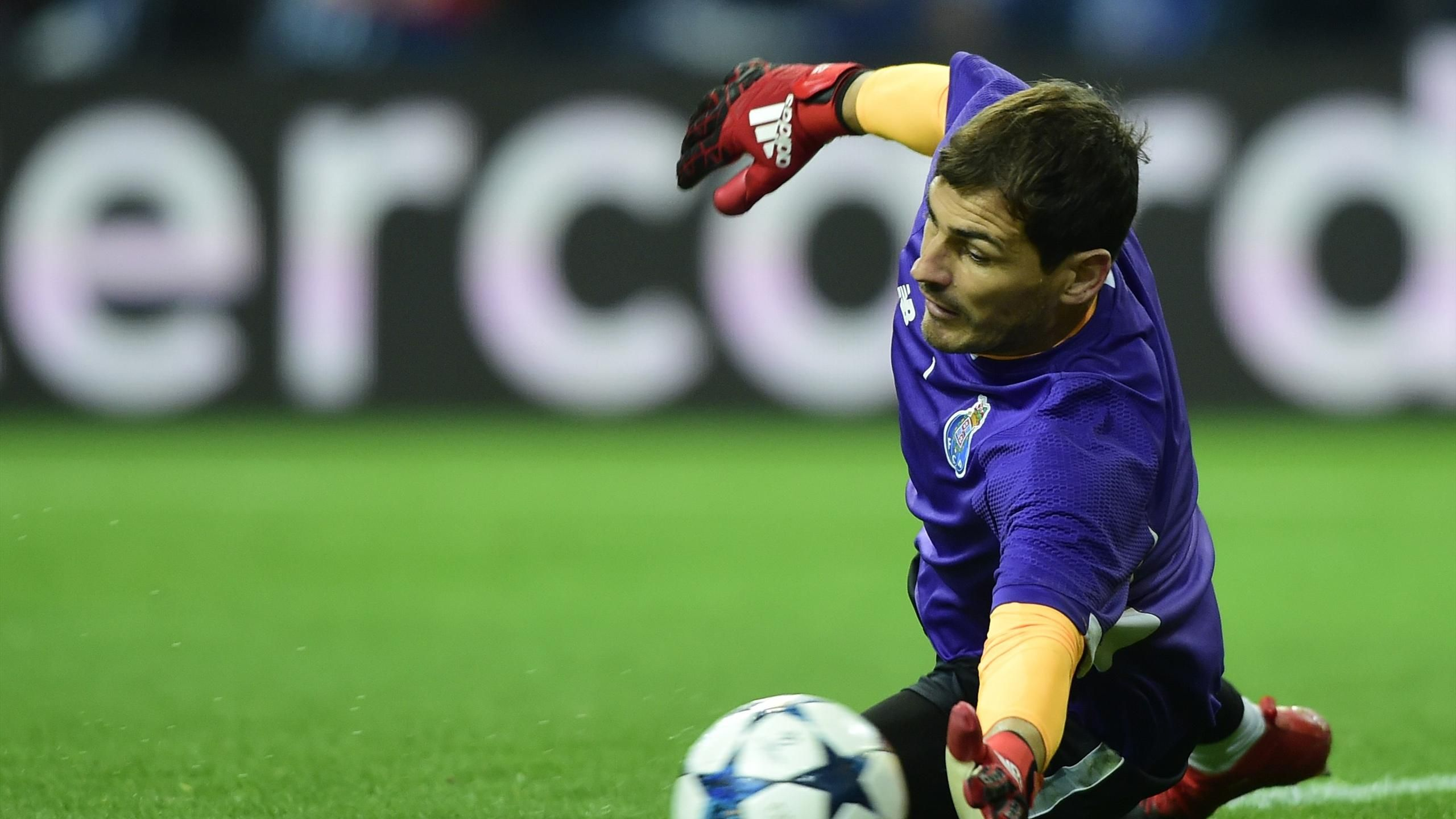 Iker Casillas - eurosport.fr