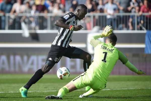Subasic face à Angers