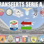 transferts serie A
