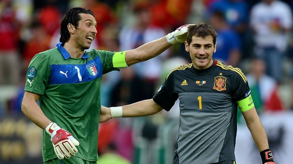 Buffon-Casillas