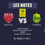 DFCO - FC Nantes