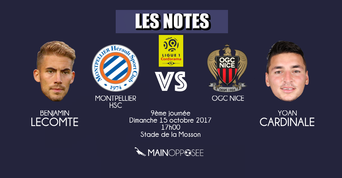 Montpellier-Nice