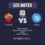 as Rome - Naples