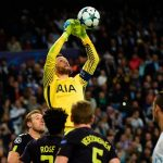 Réaction Lloris vs Madrid