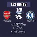 Arsenal- Chelsea