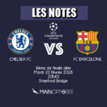 Chelsea-Barca