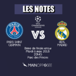 PSG-Real Madrid