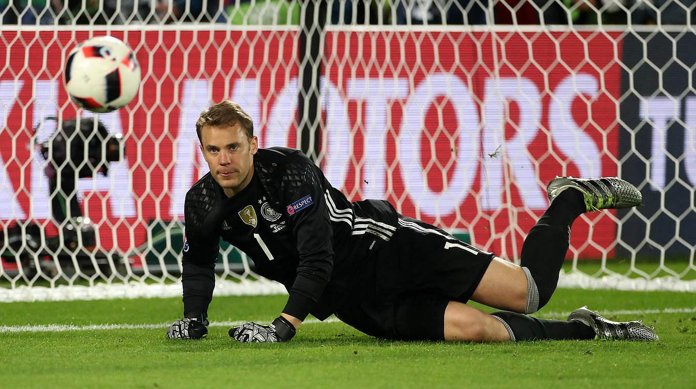 Neuer retour à l'entrainement au Bayern