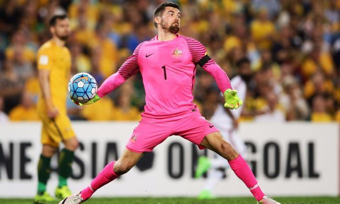 Mathew Ryan gardien de but Australie