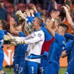 L'Islande ; une première coupe du monde, un deuxième exploit ? Crédit photo : Franceinfo