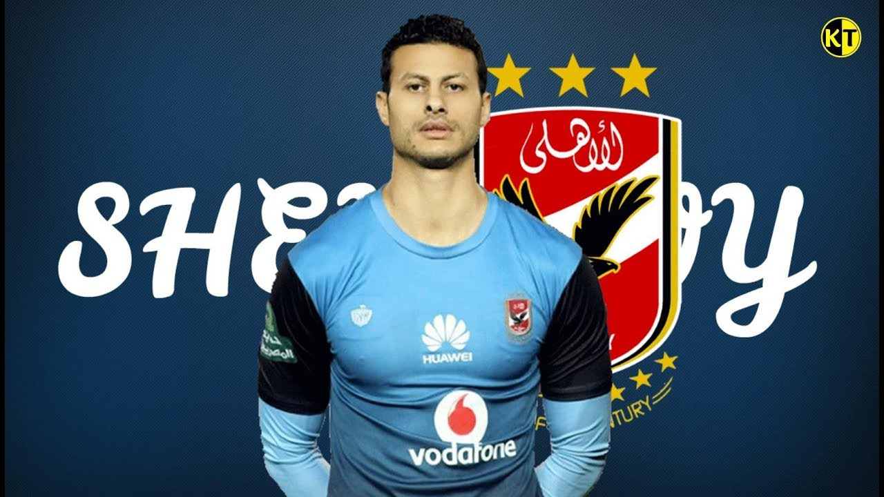 Mohamed El-Shenawy avec le maillot d'Al Ahly Source : Al Ahly