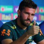Alisson est tombé d'accord avec le Real. Photo : Reuters