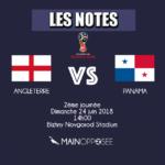 Angleterre-Panama
