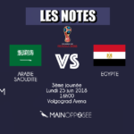 Arabie Saoudite-Egypte