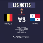 Belgique-Panama