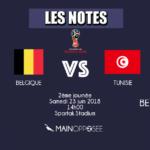Belgique-TUNISIE