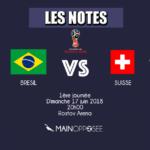 Brésil-Suisse