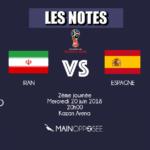 Iran-Espagne