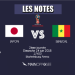 Japon-Senegal