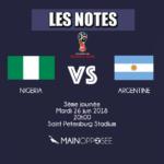 Nigeria-Argentine