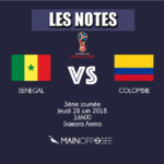 Senegal-Colombie