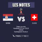Serbie-Suisse