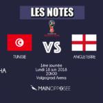 Tunisie-Angleterre