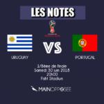 Uruguay-Portugal