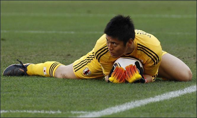 Kawashima sera titulaire dans les buts du Japon