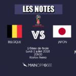 Belgique-Japon
