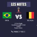 Brésil-Belgique