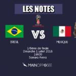Brésil-Mexique