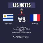Uruguay-France