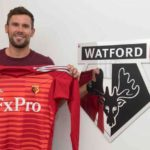Ben Foster est de retour à Watford, où il a évolué de 2005 à 2007. Photo : Watford FC