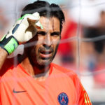 Buffon PSG Caen Ligue 1 Gardien