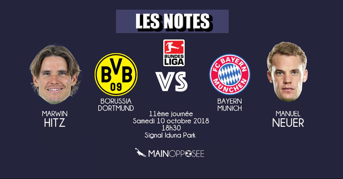 BVB - Bayern 2018-2019