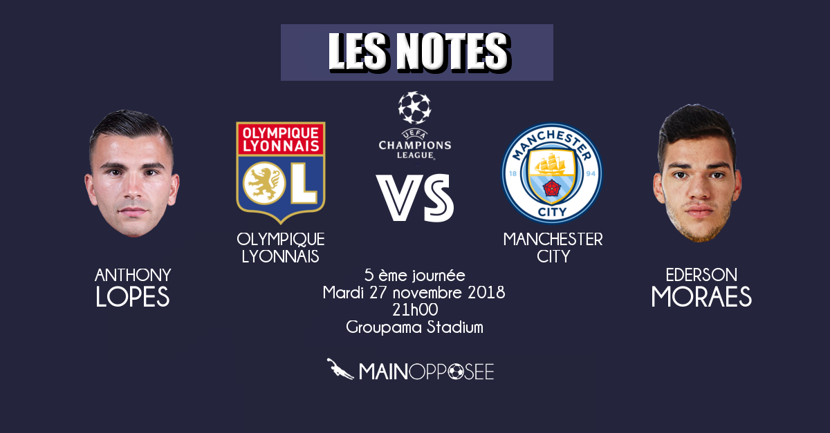 Lyon-Man city