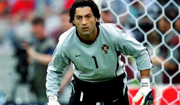 Baía défendra les buts du Portugal à 80 reprises - photo : O Mundo Dos Guarda-Redes