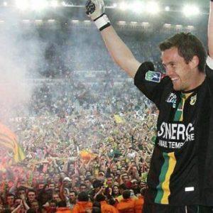 Landreau, FCNA, FC Nantes, Champion de France, Capitaine