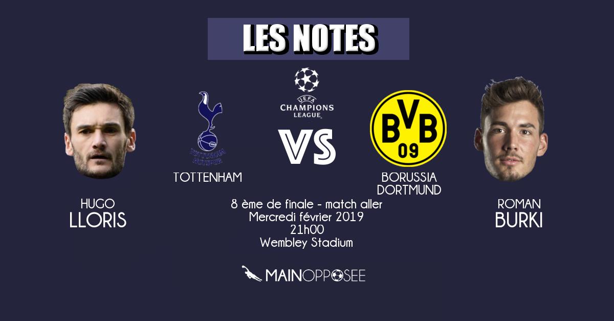 Tottenham - BVB