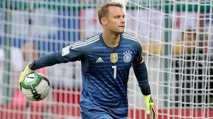 Neuer, capitaine de la sélection allemande - source : Eurosport