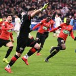 Koubek Gardien Football Rennes Coupe de France