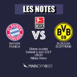 Bayern - BVB 2018-2019