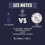 Tottenham-Ajax
