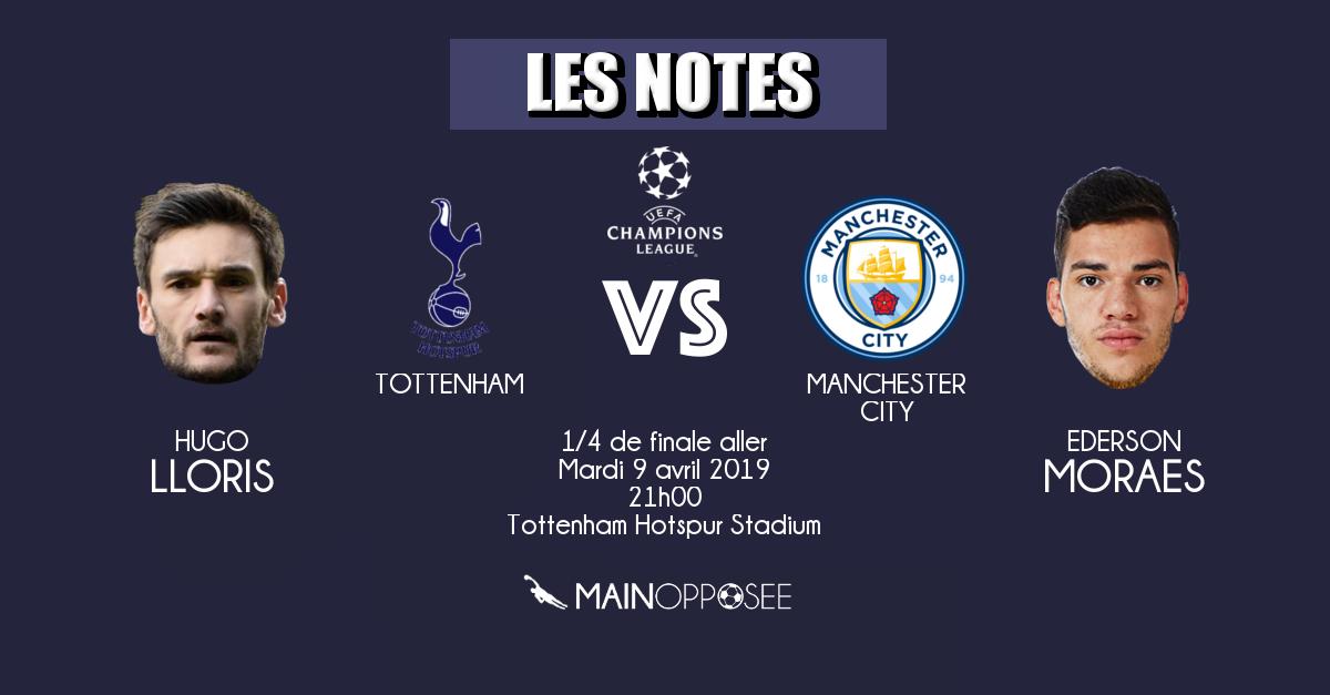 Tottenham-Man city