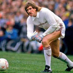 Phil Parkes à West Ham en 1986