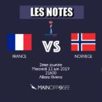France-Norvege